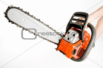 chainsaw