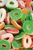 Gummy Jelly Wrings Candies