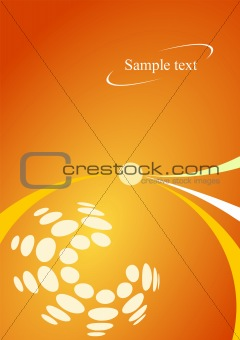 presentation vector background