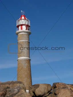 Cabo Polonio Lighthouse view