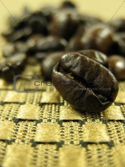 Bean close up