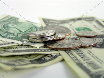 money detail