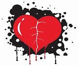 Bronken heart