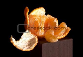 Cleared mandarine