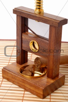 Guillotine For Cigars