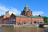 Helsinki, Quay Kanavaranta