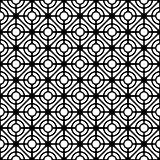 Lattice pattern. Seamless geometric textures.