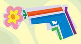 Gun Violence Symbol