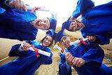 Circle of graduates