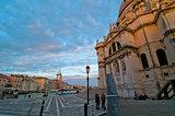 Venice Italy Madonna della salute church