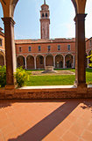 Venice Italy scuola dei Carmini