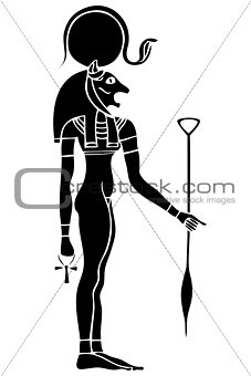 Bastet - Goddess of ancient Egypt