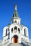 Temple Of Alexander Nevsky. Kaliningrad, Russia