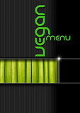 Vegan Menu Menu Template