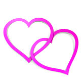 Pink double love