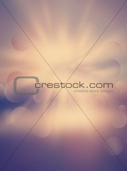 Abstract background with vintage effect