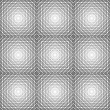 Design seamless diamond trellis pattern