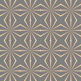 Design seamless rhombus lattice pattern