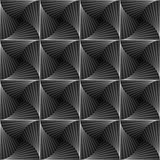 Design monochrome seamless checked background