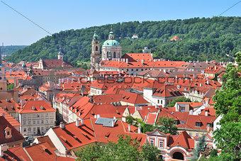 Prague. Lesser Town
