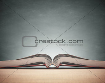 Blackboard Book
