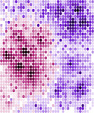 Abstract background mosaic pattern