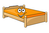 Comfortable cartoon bed