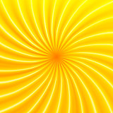 Vector abstract background with sunbeams