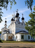 Church of the Ascension in Great Ustyug