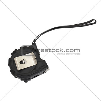 Black tape measure