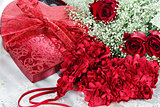 Beauitful Roses and Lingerie