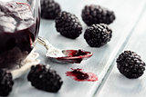 Spoonful of Blackberry Jam