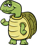 turtle character cartoon illustration
