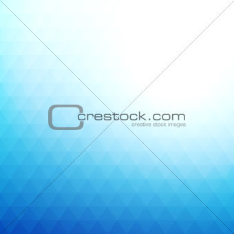 Abstract gradient rhombus colorful background