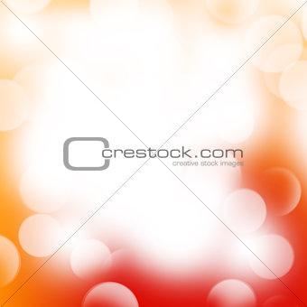 Abstract bokeh colorful background
