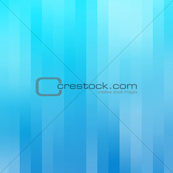 Abstract blue geometric stripped background