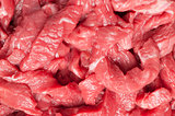 raw red meat background