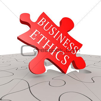 Business ethics puzzle