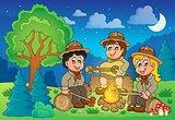 Children scouts theme image 2