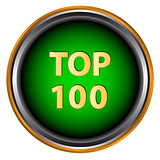 Top one hundred symbol