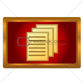 Gold document