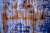 Surface Rust Blue