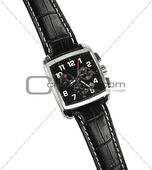 Men«s wristwatch modern style