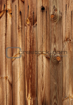 Old weathered rough plank wood