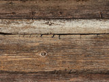 Old weathered plank wood
