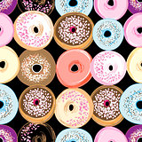 pattern delicious donuts