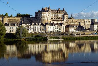 Amboise-sur-Lore castle