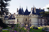 Chaumont castle