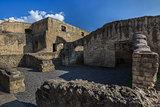 Herculaneum,Naples Italy