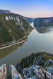 The Danube Gorges, Romani